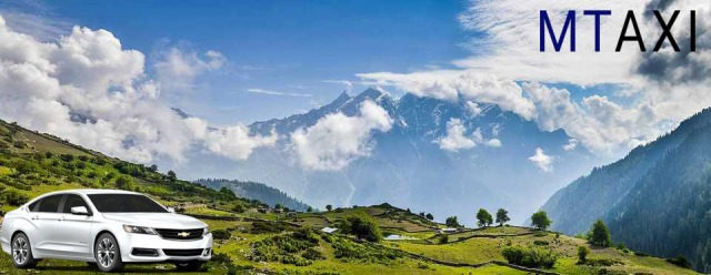 book taxi from chandigarh to dharamshala