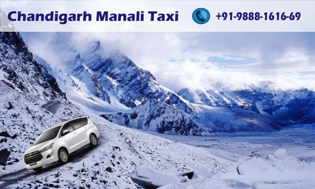 chandigarh manali taxi contact