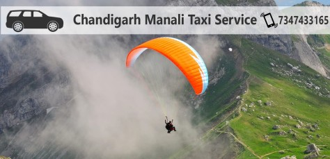 chandigarh manali taxi service contact