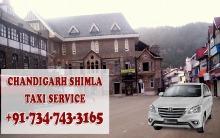 Chandigarh se Shimla taxi service