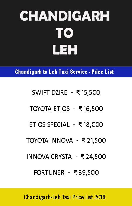 chandigarh to leh taxi price list.jpg