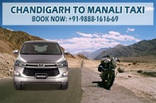 Chandigarh to Manali Leh Ladakh Tours