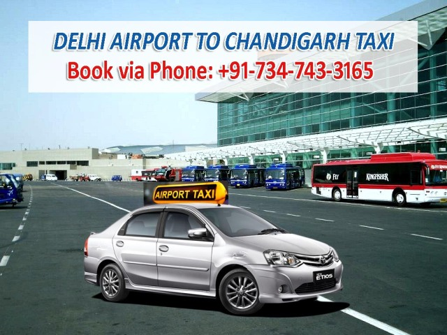 hire taxi service in chandigarh delhi airport online best portal for booking cabs in india