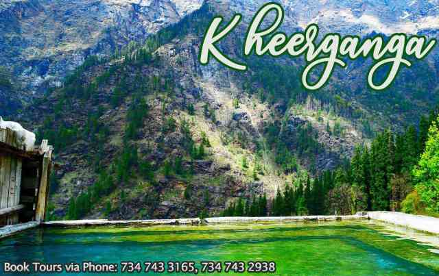 khirganga kasol trekking camping tour travel contact
