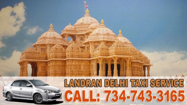 landran delhi taxi
