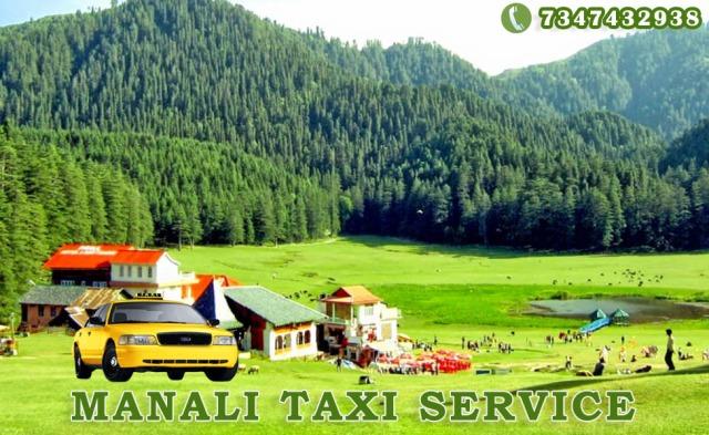 manali taxi service