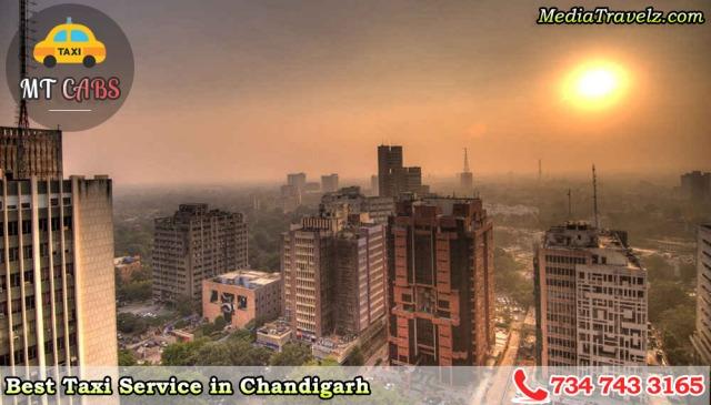 mediatravelz taxi service in chandigarh