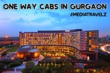 one way cabs gurgaon to chandigarh mohali panchkula