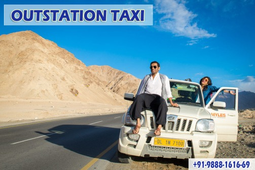 outstation taxi chandigarh