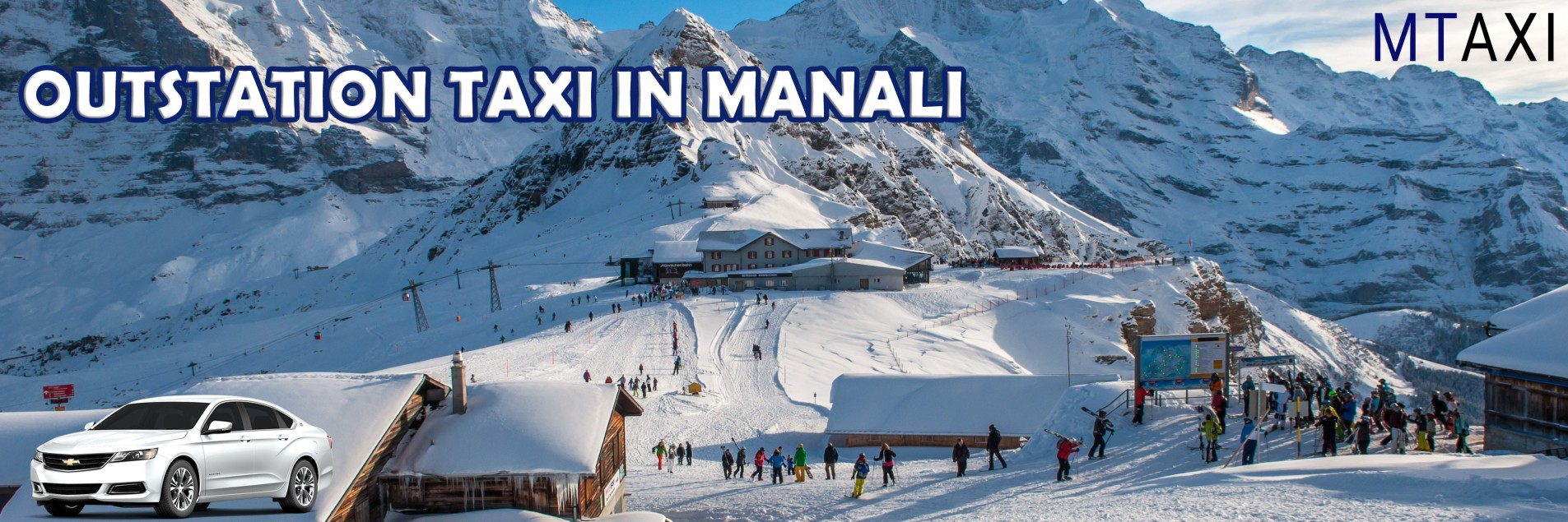 outstation taxi in manali