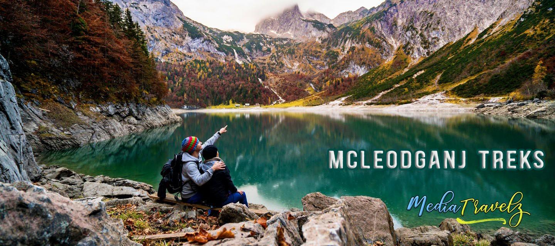 treks near mcleodganj triund chamera lake