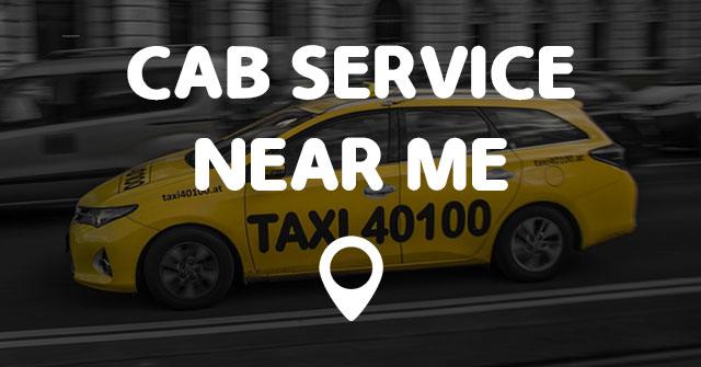 cabs near me