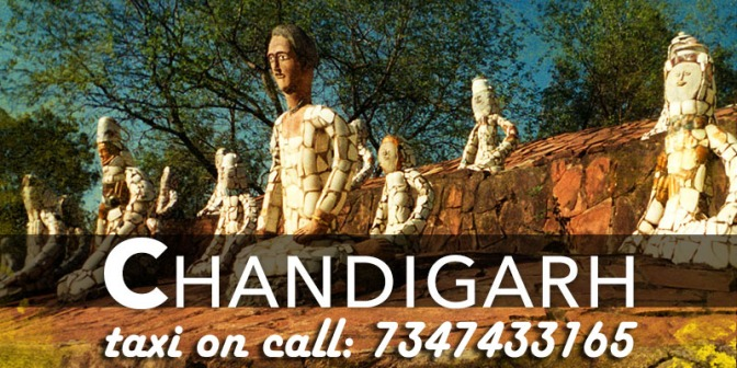 Chandigarh Taxi Service