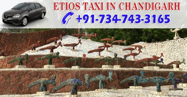 etios taxi in chandigarh