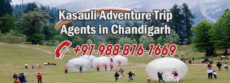 kasauli adventure trip from chandigarh