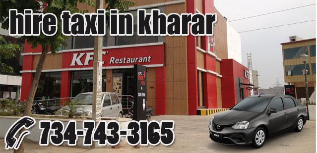 Kharar Taxi Service