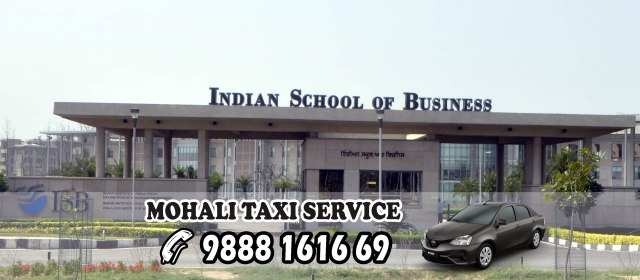 mohali taxi service