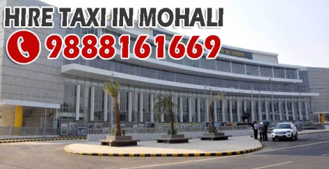 taxi in mohali