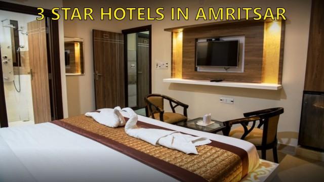 3 star hotels in amritsar