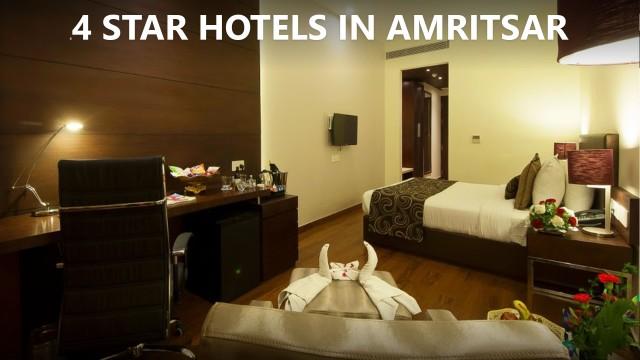 4 star hotels in amritsar