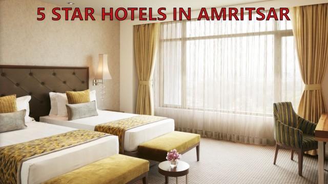 5 star hotels in amritsar