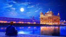 amritsar golden temple wagah border taxi tour package in chandigarh
