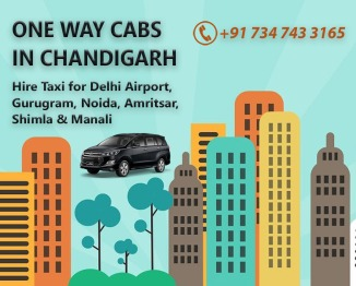 chandigarh taxi service for delhi airport
