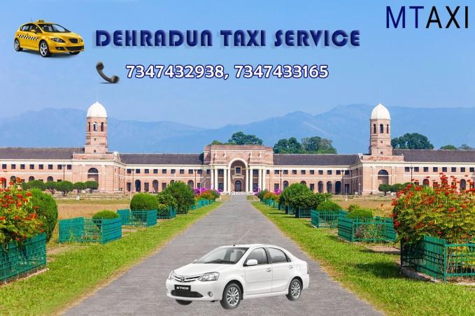 dehradun taxi service