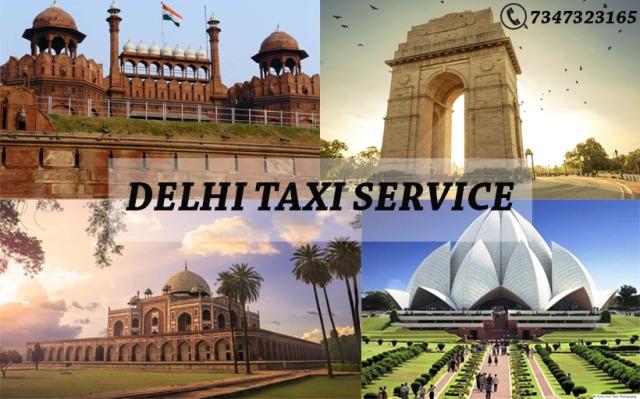 delhi taxi service