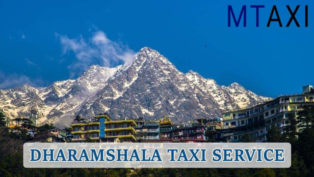 dharamshala taxi service