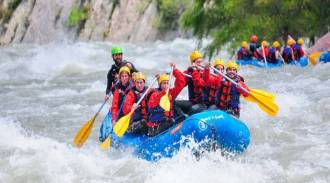 himachal tour package river rafting manali