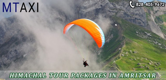himachal tour packages in amritsar