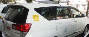 innova taxi in dharamshala