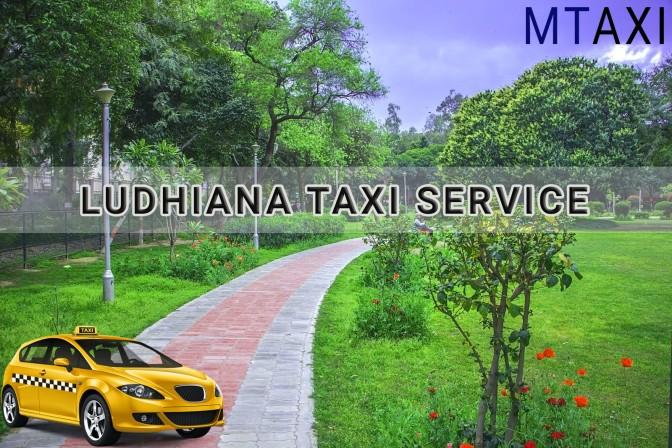 Ludhiana Taxi Service