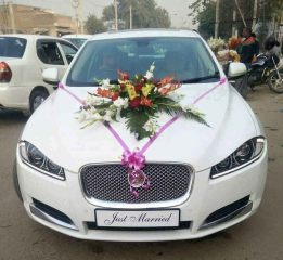 luxury car rentals for weddings