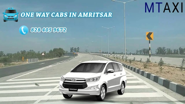 one way cabs in amritsar