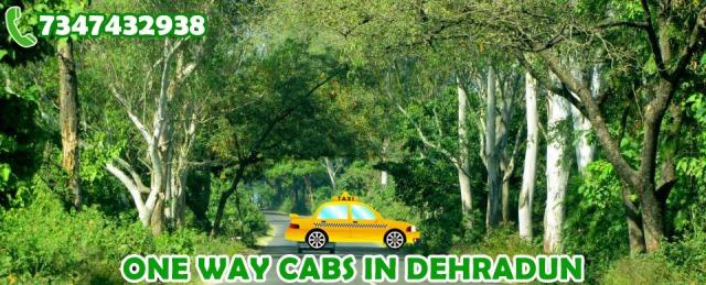 one way cabs in dehradun