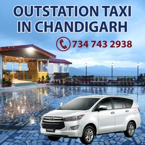 outstation taxi tours and travels company in chandigarh