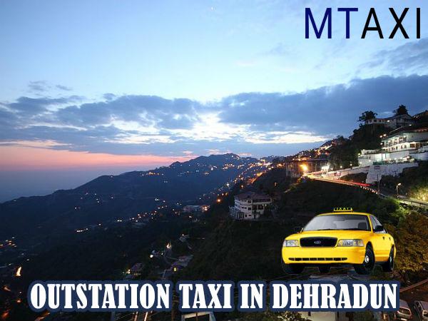 outstation taxi in dehradun