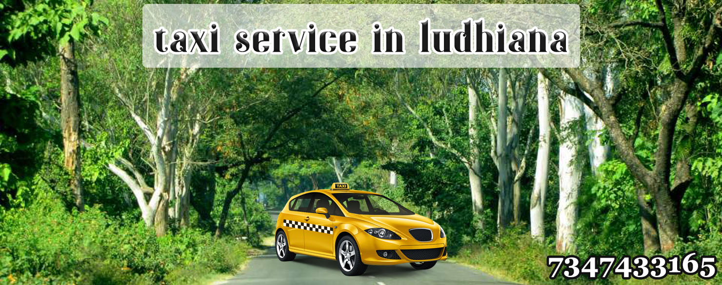 best taxi service in ludhiana