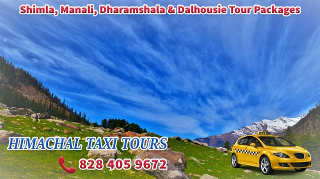 himachal taxi tour shimla manali dharamshala dalhousie