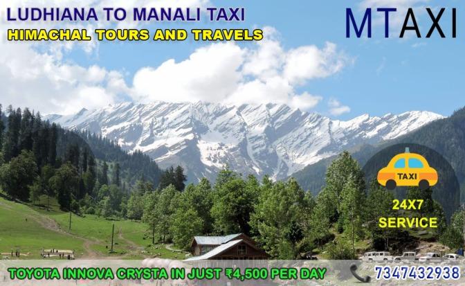 Taxi Service in Ludhiana