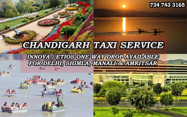 book taxi from chandigarh to shimla innova etios sedan cabs