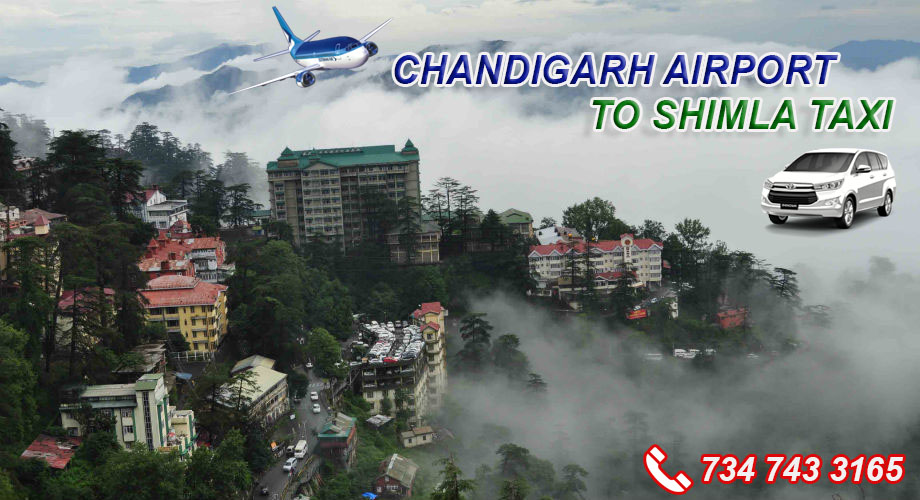 taxi service in chandigarh airport shimla manali tour package