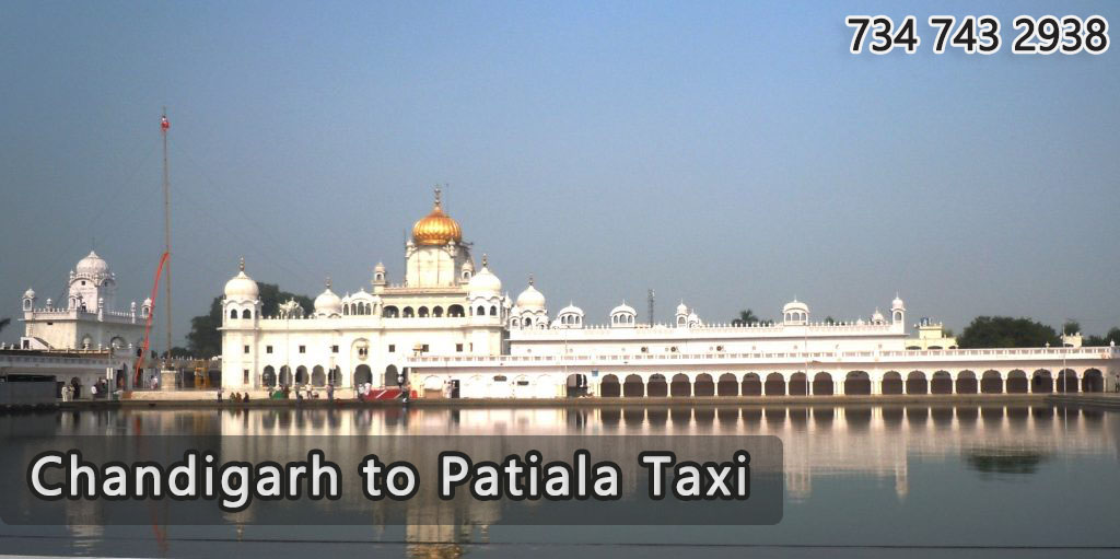 book taxi for outstation from chandigarh patiala cabs