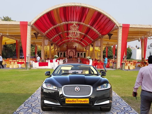 luxury cars for wedding nights booking chandigarh contact
