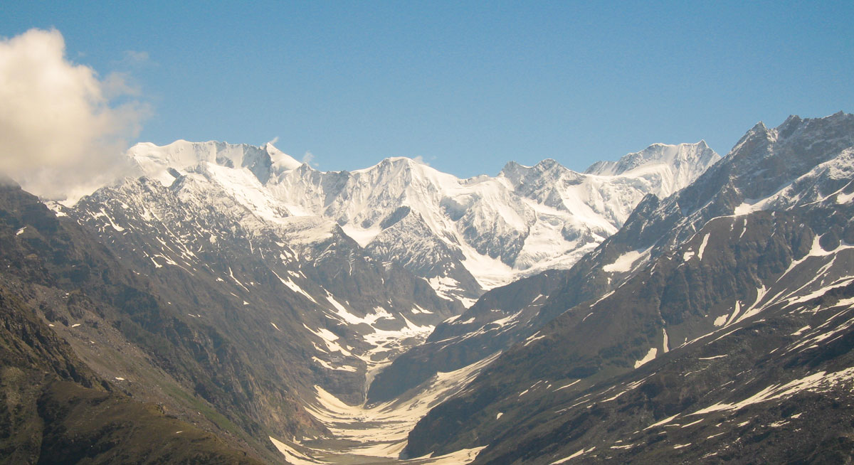 local sightseeing in rohtang pass
